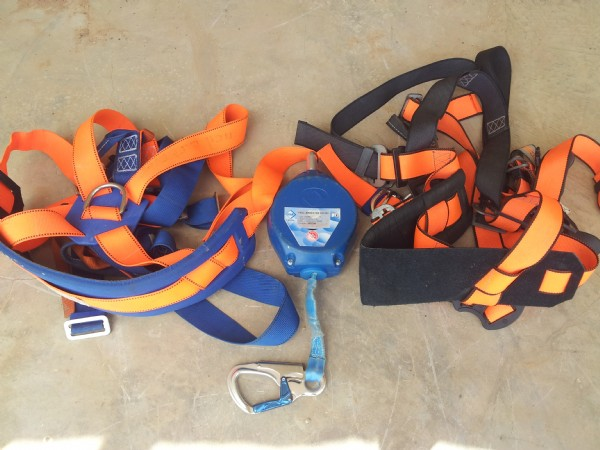 ריתמות  בטיחות   safety  harness