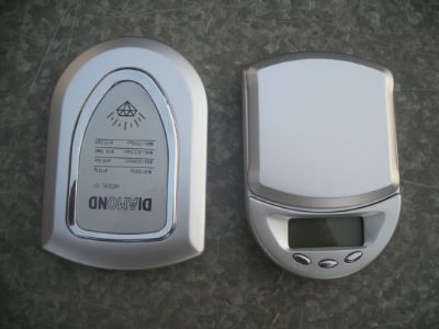 משקלים   digital  scale  550 g - 0.1g