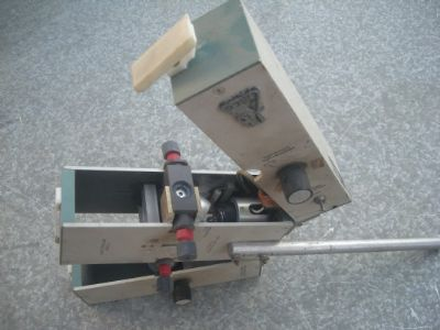 מקור  אור    isco  optical  unit