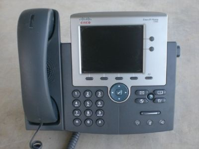 טלפון  cisco  ip  7945
