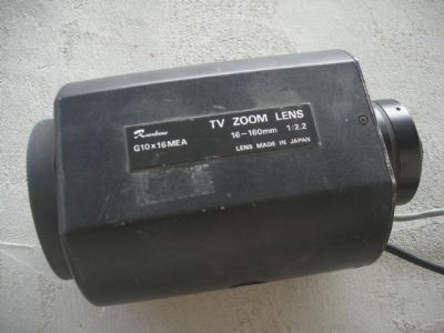 עדשה  tv  zoom  lens  g10*16mea  16-160  mm