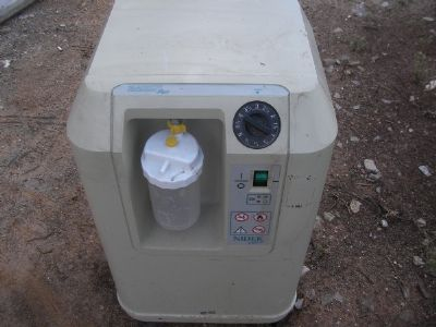 מכשיר  חמצן   mark 5  concentrator  plus