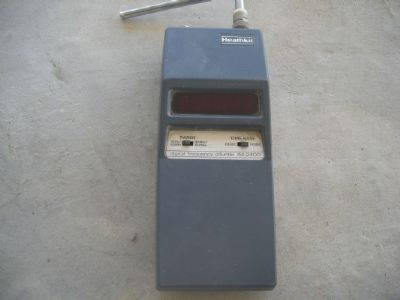 "צב""ד  heatakit  counter  im - 2400"
