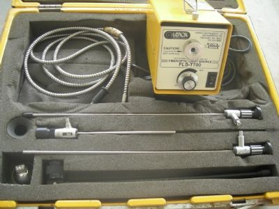 מקור  אור  lenox  borescope  kit  t-700