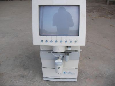 ציוד רפואי   humphrey  lens  analyzer  350