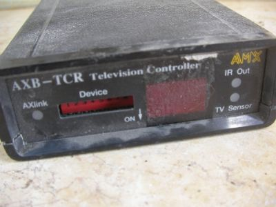 בקר  tv  amx  axb-tcr