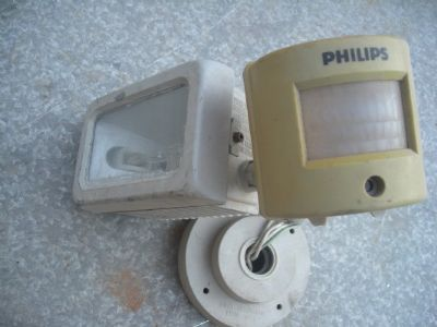 אזעקות  גלאים      philips  ip54