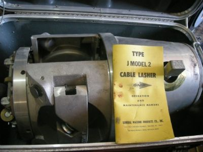 cable  lasher  model  2   g m p