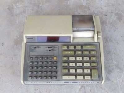מחשבון  hp  97  calculator