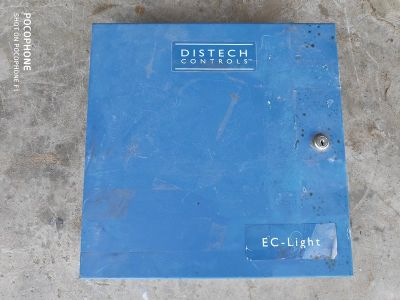 בקר  תאורה  distech  control  ec-light